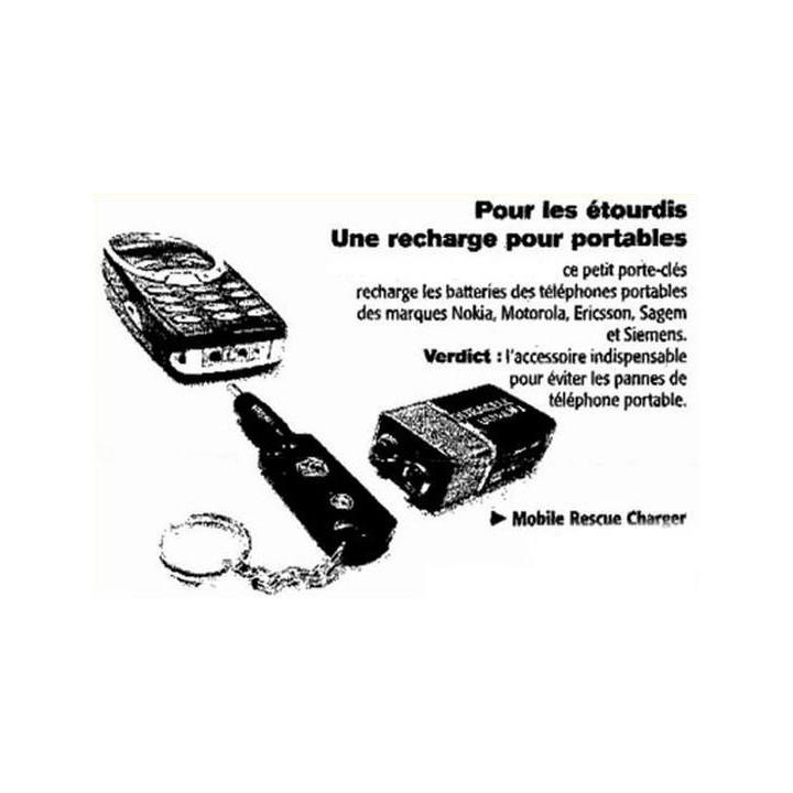 Caricabatterie elettronico automatico d'emergenza per ericsson sony (t2xx, t39, t45, t68) caricatore automatico batterie