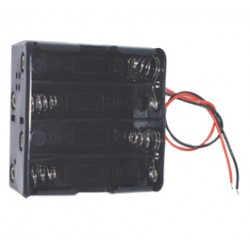 Coupler 8 r6 batteries wire a square