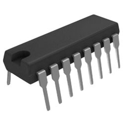 Microcontroller pic16f876-04 sp + + rohs dil-28