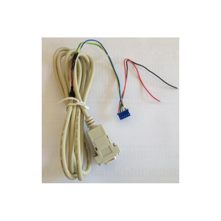Cavo centrale elettronica di controllo accessi pcp 832-2 az per lcmon lcmop