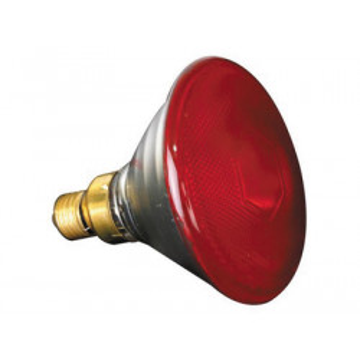 Sylvania halogenlampe 80w 240v par38 e27 fl 30° rot