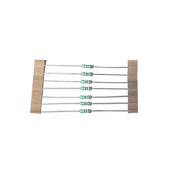 Lot 100 metal resistors 1/2w 47 ohm rem1247kr-100