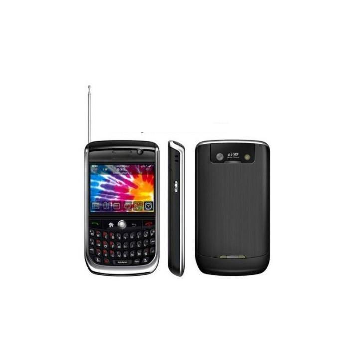 8900 gsm teléfono móvil bluetooth 2 sim wifi radio-mail