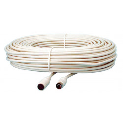 Extension cable female din to male din for ckv video surveillance camera 40m cables wires extension cable female din to male din