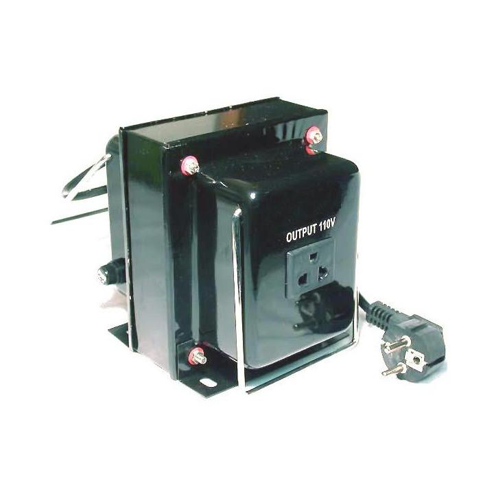 Convertisseur reversible changeur 220/110v 110v 200w 220v 100v 230v 115v 240v 120v thg200 electriq