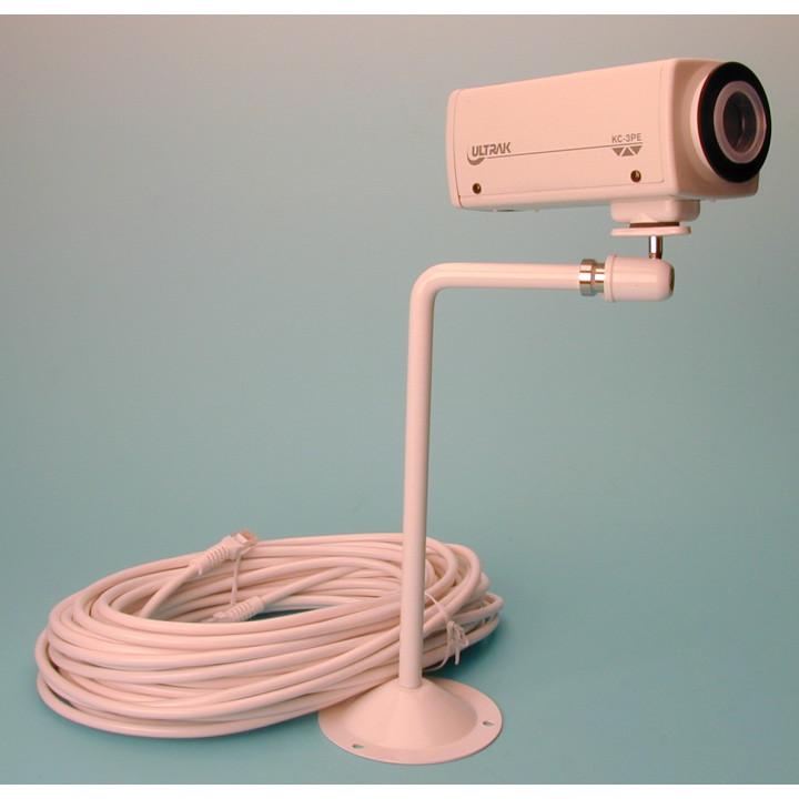 Kamera schwarz weiss 12v ohne objektiv und schnur m31qn fur sicherheitsskamera