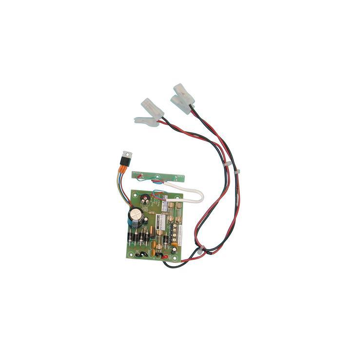 Cargador electronico automatico bateria recargable 220vca 27.6vcc 1.5a (circuito sin transformadores ) automatico