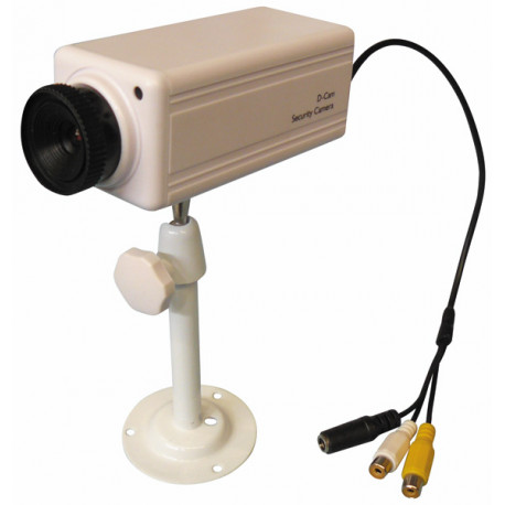 Kamera videoüberwachung farbkamera video-audio-9v-farbsystem
