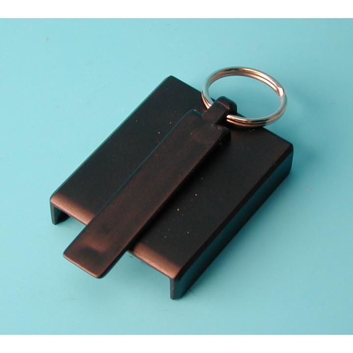 Clips pour telecommandes radio mini16, mini160, mini26, mini260 ae/clips clip telecommandes radio