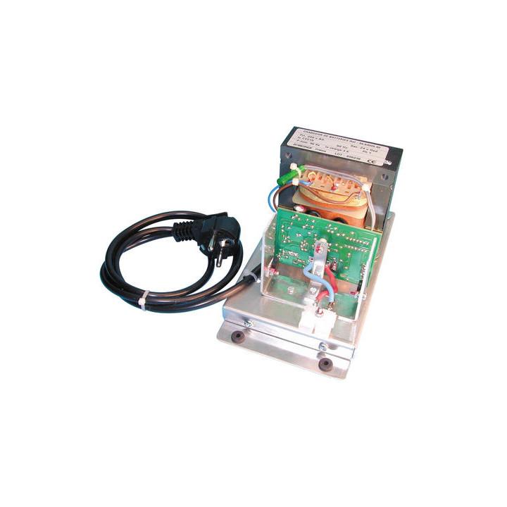 Cargador electronico automatico bateria recargable 220vca 27.6vcc 3a (circuito) cargadores electronicos automaticos