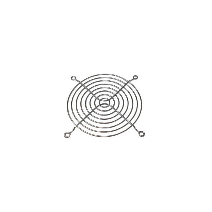 Metalic grid 120mm diameter fan. ref: g120