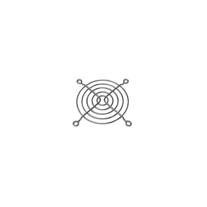 Metalic grid diameter 80mm fan. ref: g80
