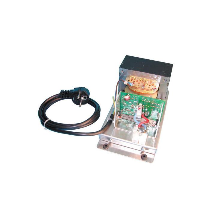 Cargador electronico automatico bateria recargable 220vca 27.6vcc 4a (circuito) cargadores electronicos automaticos