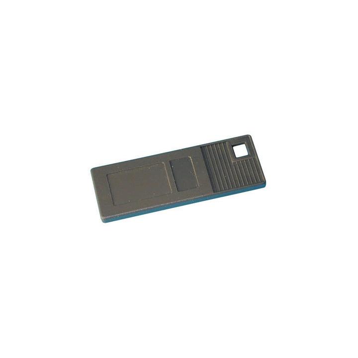 Llave alarma magnetica para lector llaves magneticas lcmn alarmas control accesos automatismos lector magnetico
