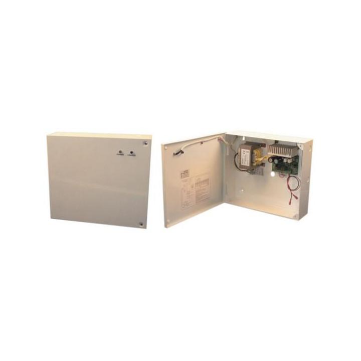 Cargador electronico automatico bateria recargable 220vca 27.6vcc 5a (caja en metal big)
