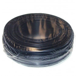 Electric cable, 3 wires 1.5mm2 ø8mm, 50m electrical cables for mains alimentation electric cable electric wire electric cables e