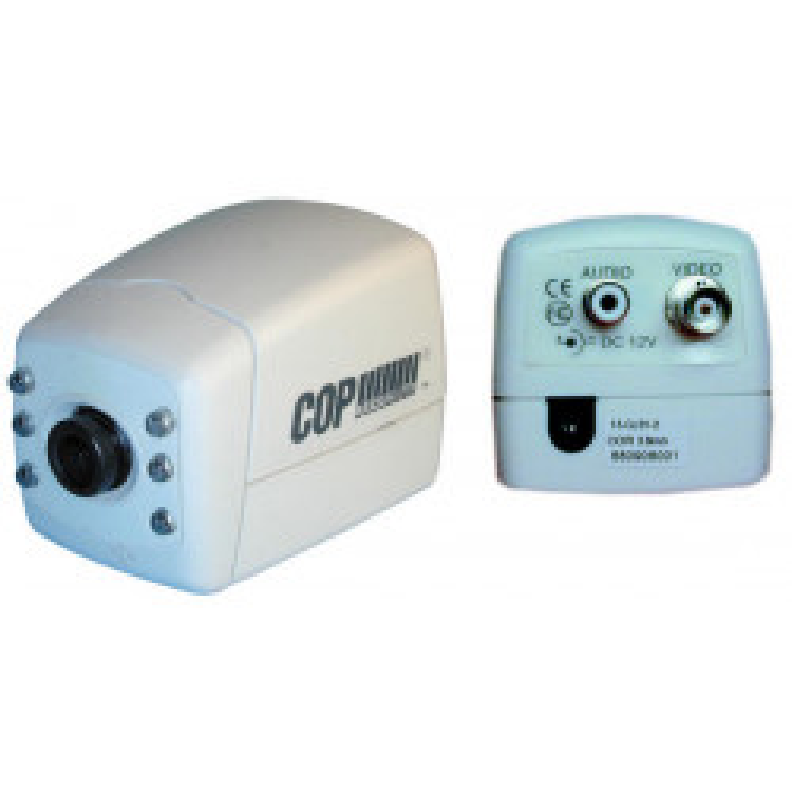 S w kamera 12v 1 3'' 3.6mm objektiv infrarot leds ansicht in der nacht videokamera kamerauberwachung