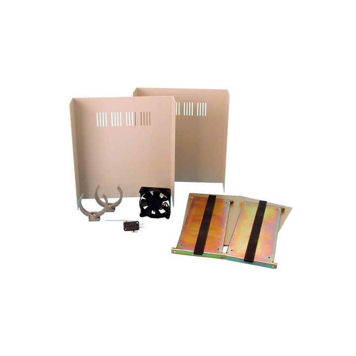 Caja metal autoprotegida para fu12v + ventilador cajas metales autoprotegidas cajas metalicas autoprotegidas