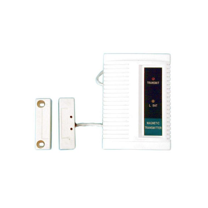 Detecteur ouverture magnetique hfalarme contact radio sans fil centrale ce07n detecteurs alarmes