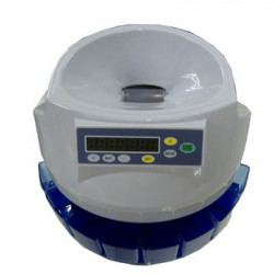 Rental counter pieces (1-7 days) currency corner electric corner room sorter counter elec account