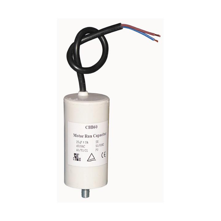 Kondensator 25 mikro farad 450v elektronische bauelemente kondensator elektronische bauelemente