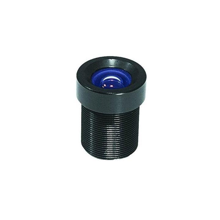 Objetivo compatible todas camaras pre equipada 2.5 1 3 f 2.0 accessorio video vigilencia objetivos