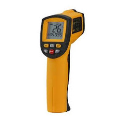Handheld Non-contact Laser Digital Far Infrared Thermometer Gun Multiple Choices Metallurgy Special Professional (GM900)