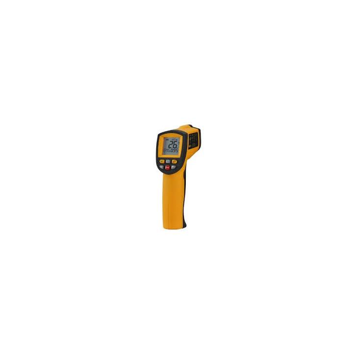 Thermometre infrarouge sans contact -50°c 900 degre gm900 laser numerique benetech temperature