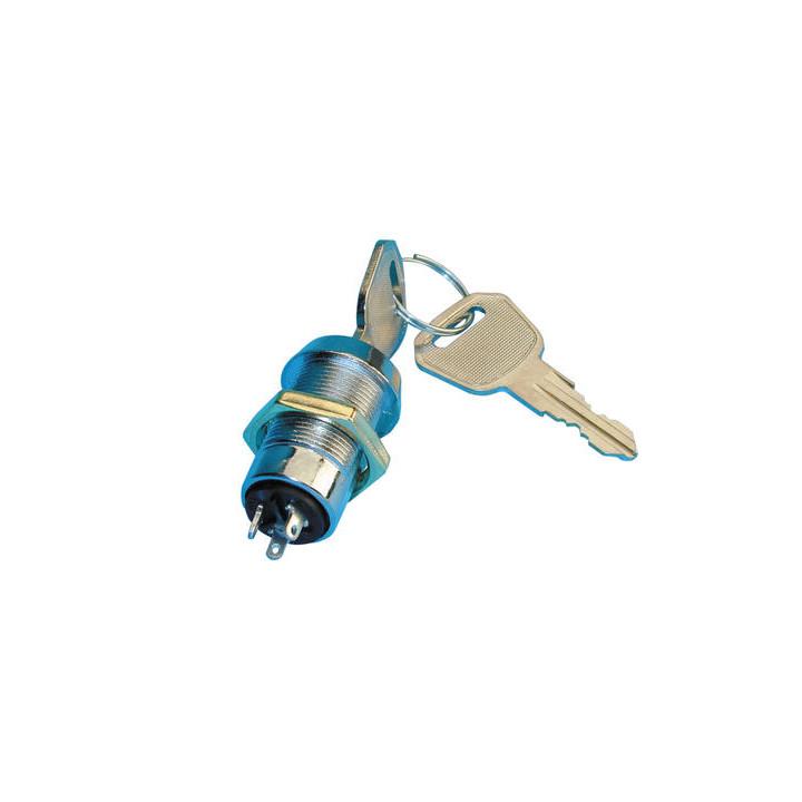Keyswitch electric on off keyswitch with 3 pin, 2 flat keys with the same number keyswitch electric on off keyswitch with 3 pin,