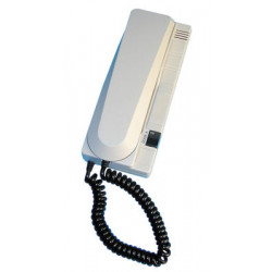 Handset intercom handset for doorphone intercom door YUSPHONE yus electric co ltd LT-390 A1
