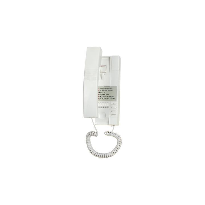 Aparato telefonico para intercomunicador colectivo aparatos por intercomunicadores telefono