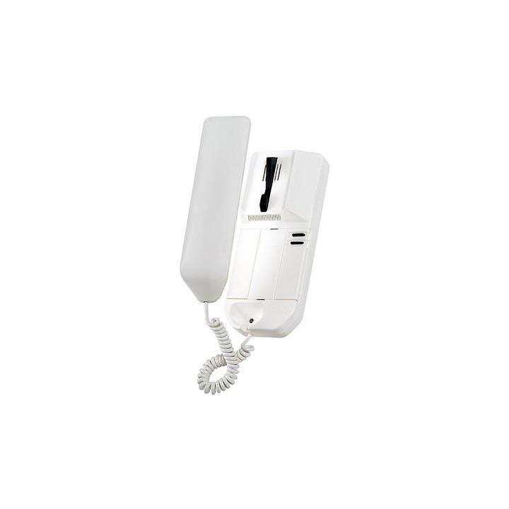 Microtelefono intercomunicador fonico extension por monitor video pvnmo pvcmo