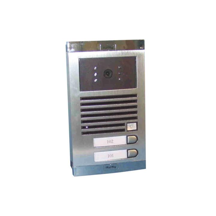 Videocitofono elettronico b n 2bp citofono video videocitofoni elettronici
