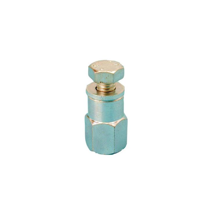 Supporto di cremagliera zincata per cancello automatico scorrevole accessori aperture automatiche
