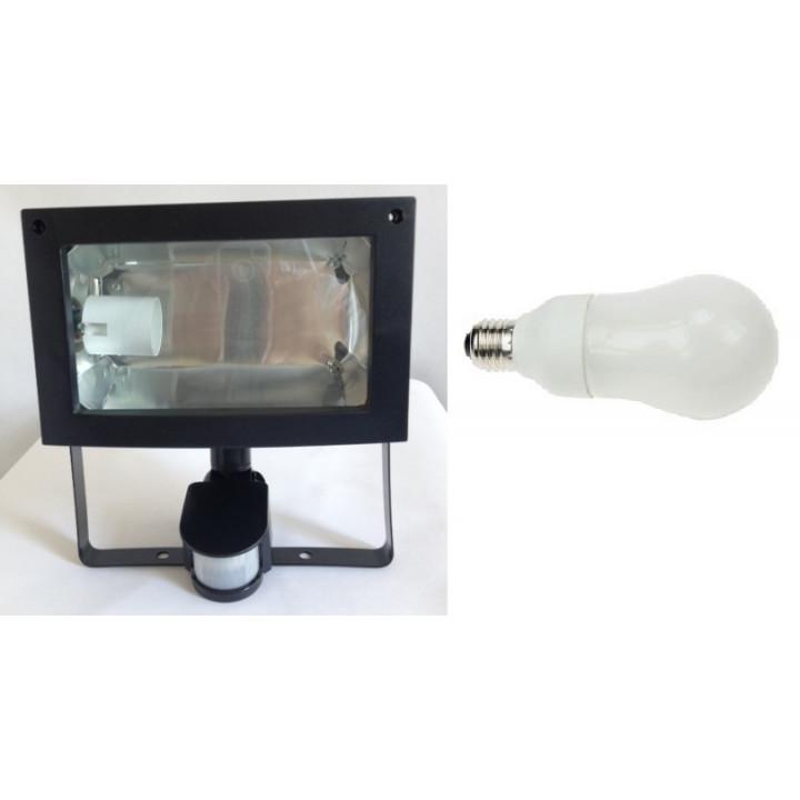 Radar rivelatore ir posto illuminazione lampadina e27 movimento st160a per l'economia energetica