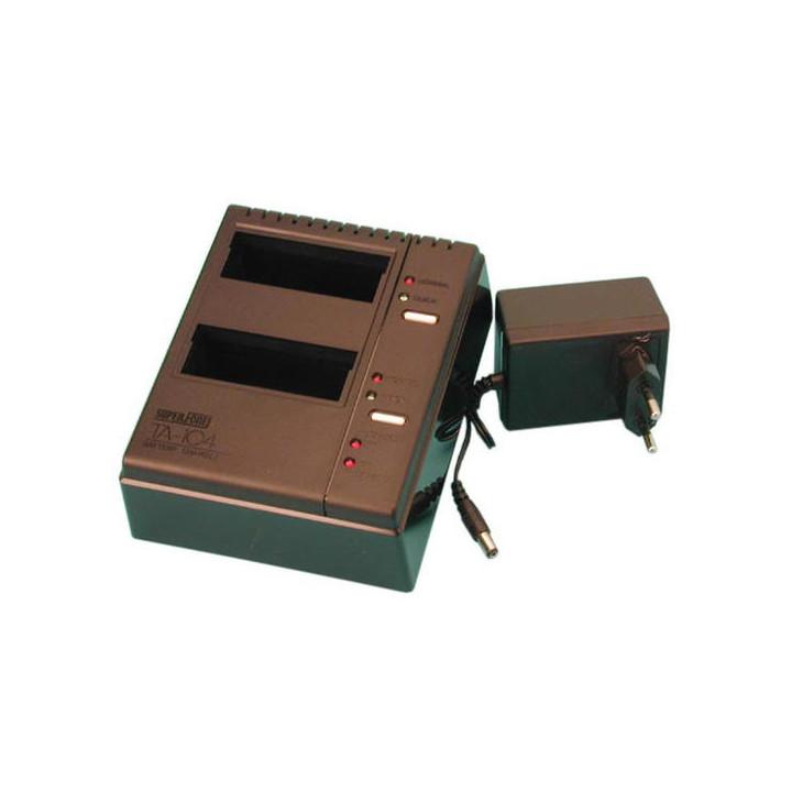 Chargeur electronique automatique batterie rechargeable telephone sans fil ct3000 chargeurs