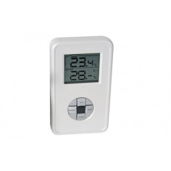 Wireless pool and pond thermometer