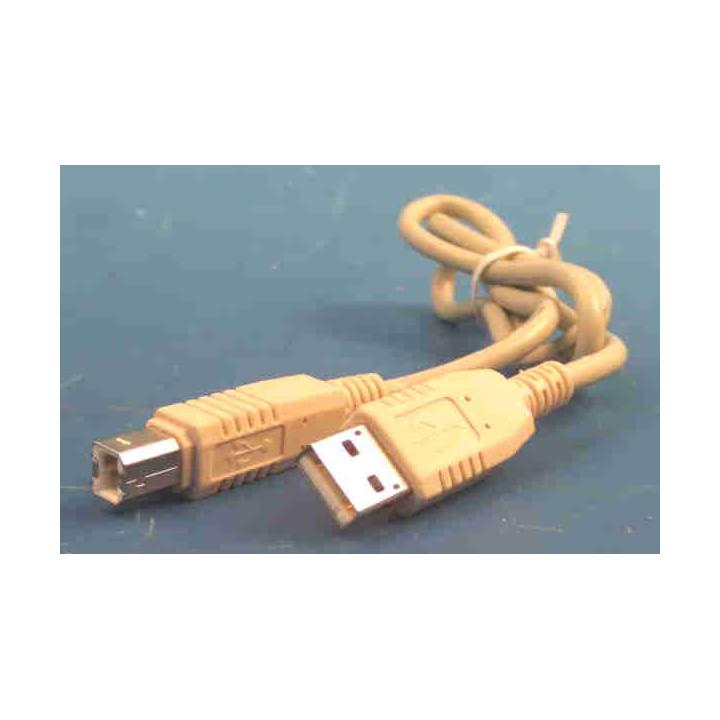 Kabel usb schnur computer fur scanner drucker numerisches foto 0.7 meter