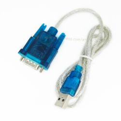 Cable usb serial conversion 0.80 m cable-146/2