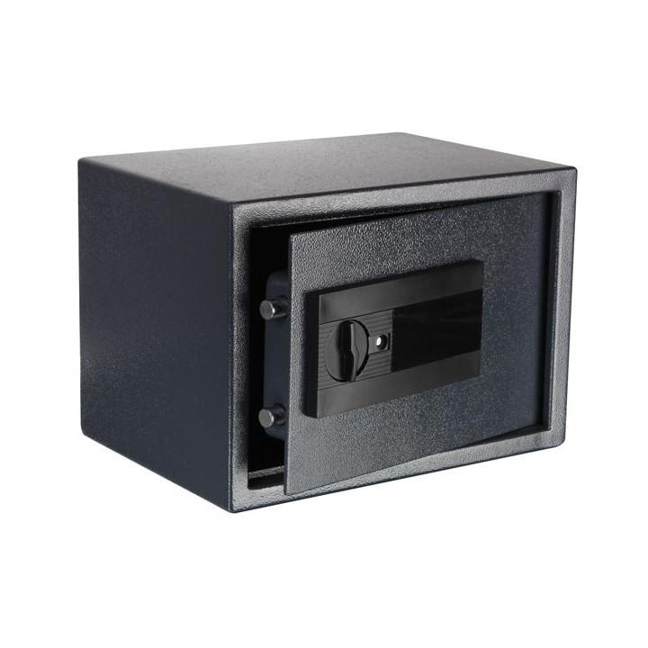 Caja fuerte mueble codigo electronico 350x250x250mm seguridad hoteles cajas fuertes metal seguridad electronica