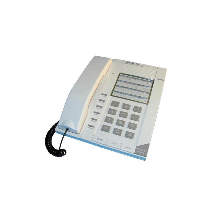 Telefono + spie linee per centrale telefonica pabx 2l6pr, 4l8pr gt kt2000 telefoni telefonia