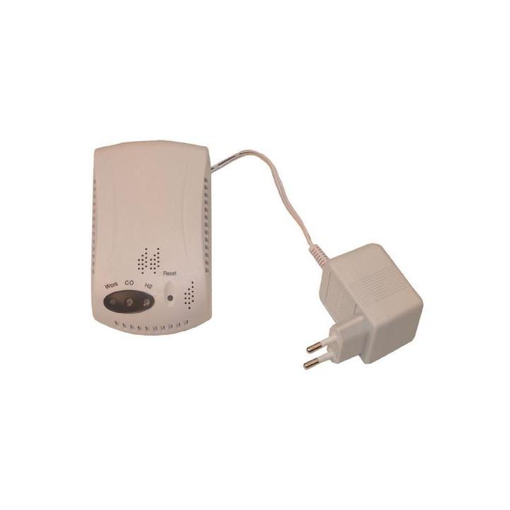 Detector carbon monoxide detector buzzer, 220vac odorless gas carbon monoxide detector gas co detectors