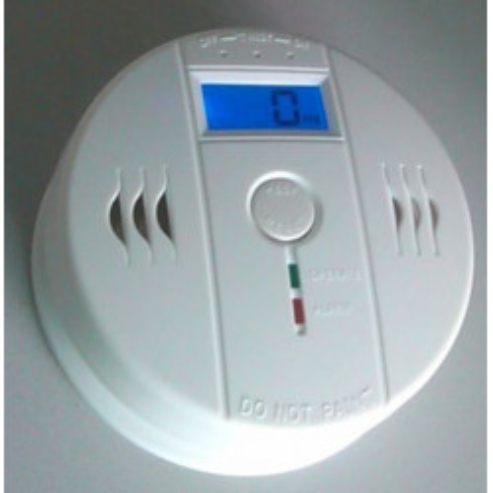 Autonome sensor kohlenmonoxid-detektor 9v co en50291 typ b geruchloses gas erkennung alarm summer