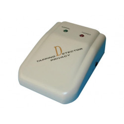 Detector phone bug detector and analyser phone tapping detector bug detection countersurveillance phone tapping detection system