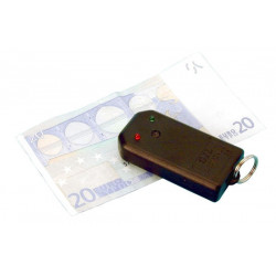 Detecteur faux billet par fil magnetique euro dollar detection