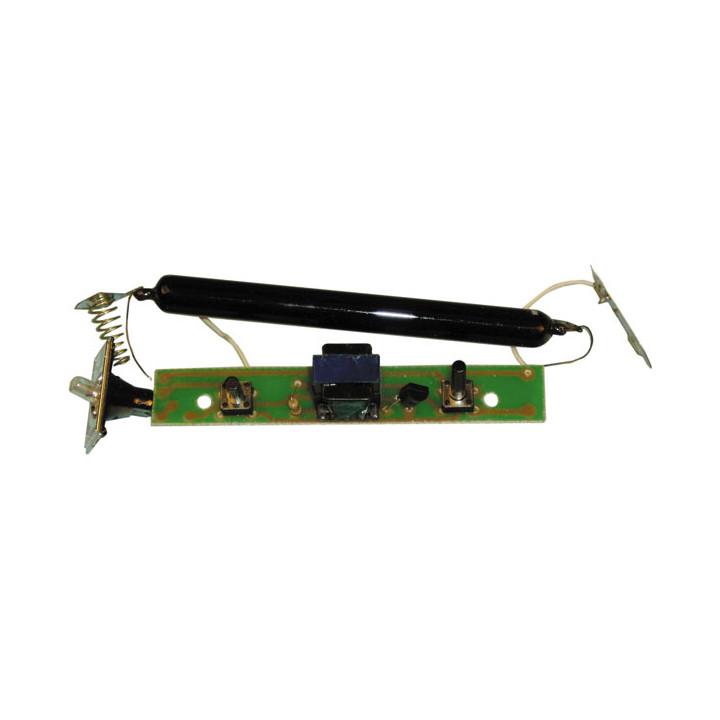 Circuito electronico para detector de billete falsos dfbpi pequño modelo tubo electrico ultravioleta