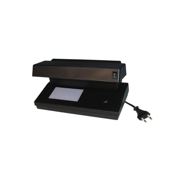 Rivelatore 220vca di banconote false + scanner md1982v detezione banconota contraffatta carte bancarie false