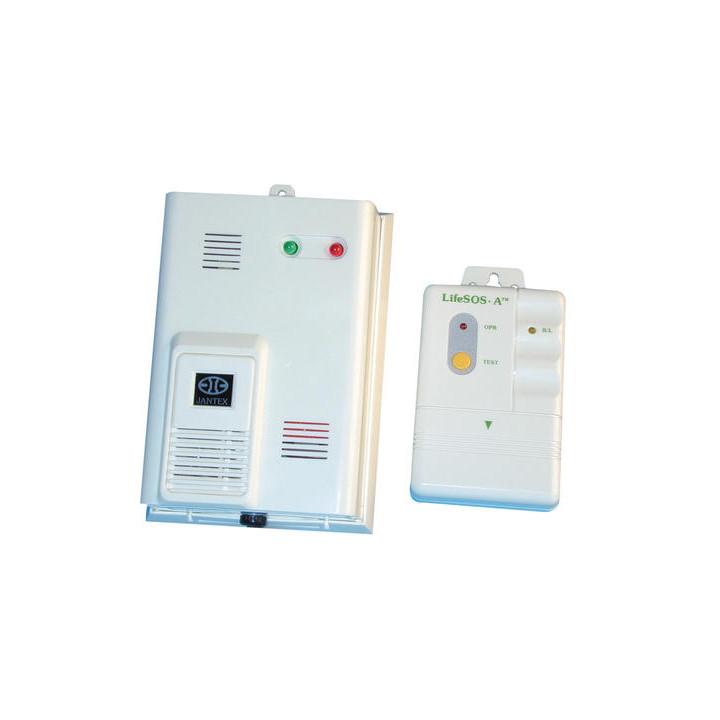 Detecteur gaz sans fil 433mhz pour alarme ce1 detection incendie
