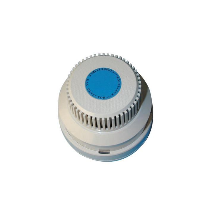 Detecteur gaz 12v 12vcc sans relais gaz naturel ether butane propane hydrogène