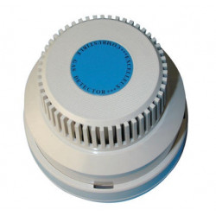 Detector de gas 24vcc sin rele detector alarma incendio detecciones gases hydrogeno propano butano deteccion gases